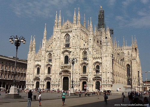 Catedral del Milán.