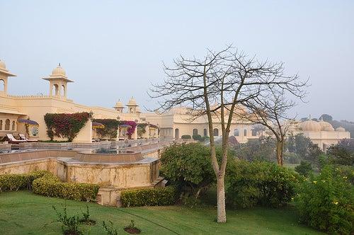 Oberoi Udaivilas, en India.