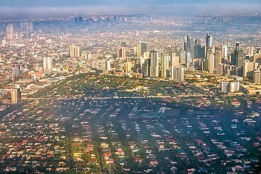 Manila, en Filipinas.