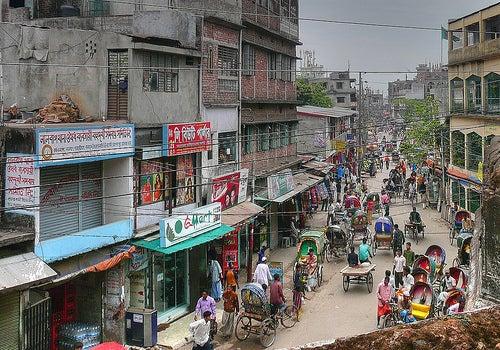Dhaka fue considerada la peor ciudad del mundo.