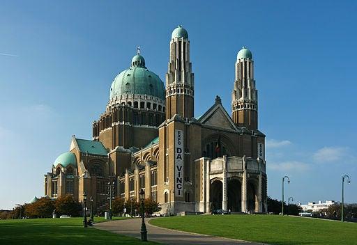 Basílica del Sagrado Corazón.
