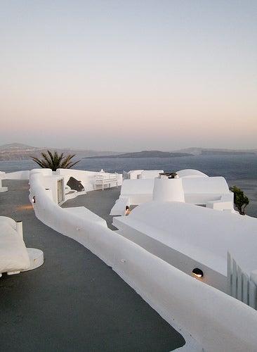 Hotel Katikies, en Grecia.