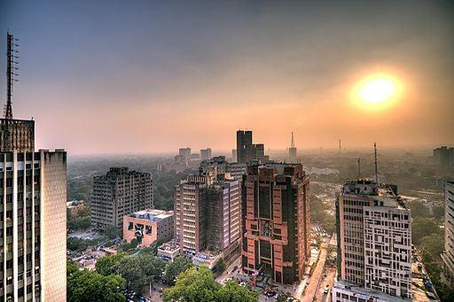 Delhi, en India.