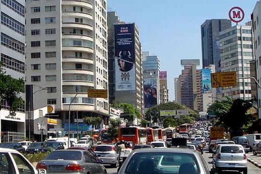 Sao Paulo, en Brasil.