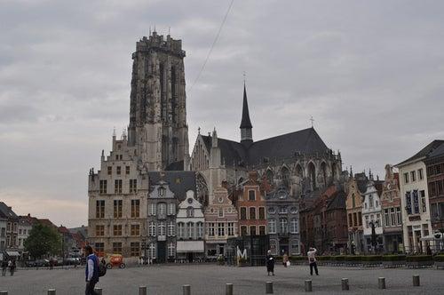 Catedral de Amberes.