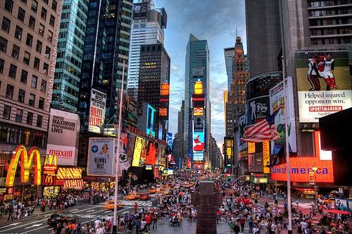 Nueva York, en Estados Unidos.