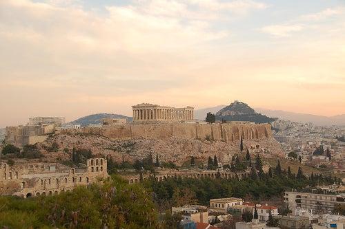 La Acrópolis de Atenas, la ciudad alta que cautivó al mundo