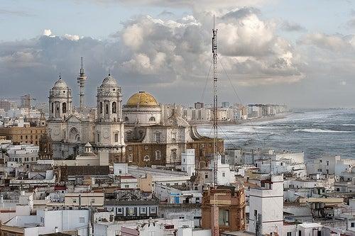 La ciudad de Cádiz, la más graciosa de Andalucía