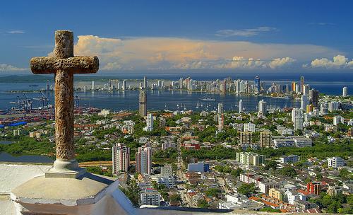 Un paraiso terrenal llamado Cartagena de Indias