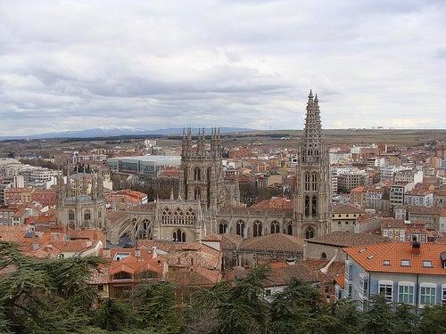 La ciudad de Burgos, un viaje por el pasado de España