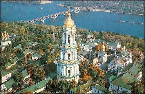 La desconocida ciudad de Kiev
