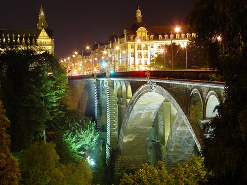 Pequeña guía de la ciudad de Luxemburgo