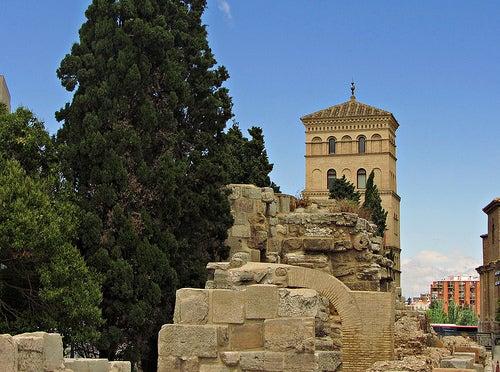 muralla-romana-zaragoza