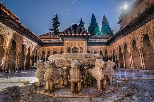 patio-de-los-leones-alhambra-de-granada
