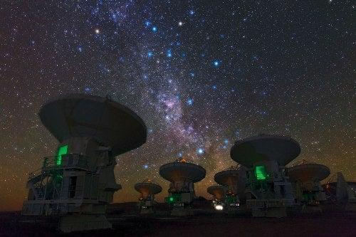 El universo, desde el desierto chileno – 1