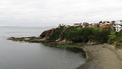 Isla Grande de Chiloé, en Chile