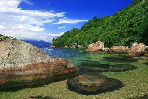 Ilha Grande, en Brasil