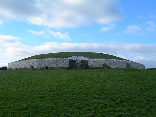 Newgrange, en Irlanda