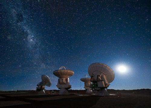 El universo, desde el desierto chileno – 2