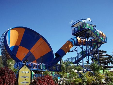 El Wet'n'Wild Water World, en Australia