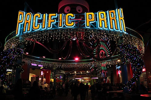Pacific Park, en California