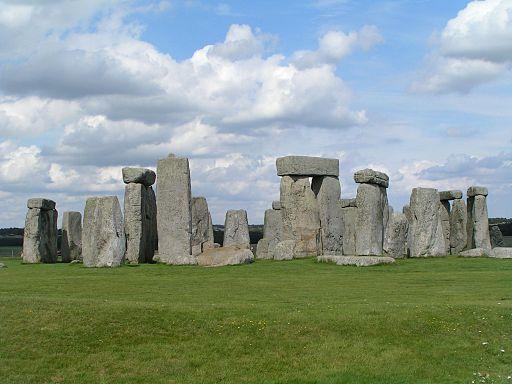 Stonehenge, en Inglaterra