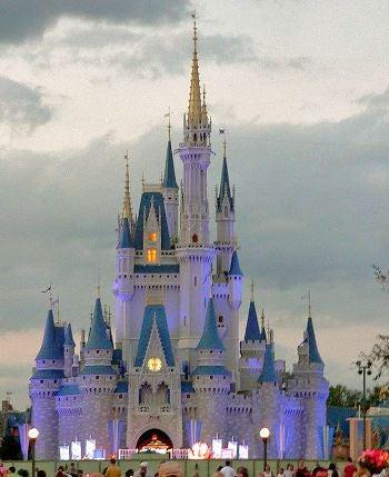 Walt Disney World, en las afueras de Orlando