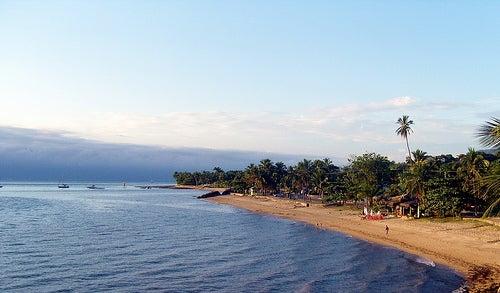 Ilha Bela, en Brasil