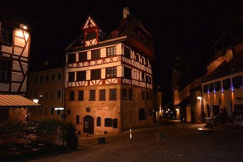 albrecht-dürer-haus-nuremberg