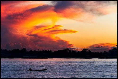 El Amazonas Colombiano, vive una experiencia única