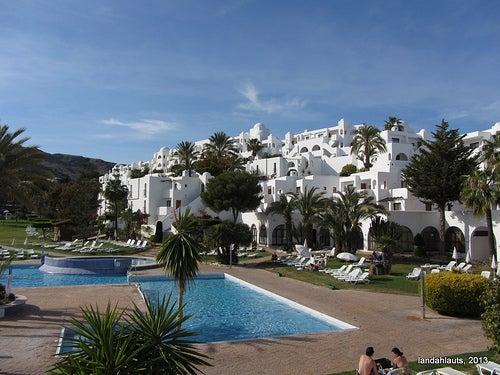 El pueblo de Mojácar, uno de los más bonitos de España