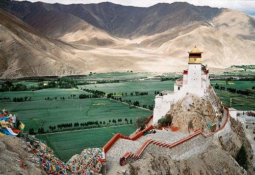 Un maravilloso viaje por el Tíbet