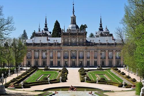Palacio Real de la Granja de San Ildefonso en España, una joya nacional