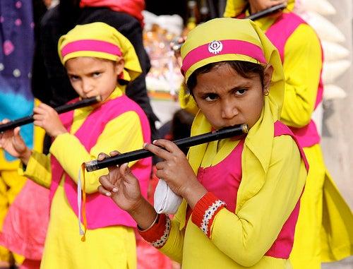 niñas-de-amritsar