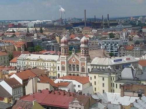 La ciudad de Pilsen, famosa por su cerveza y algo más...