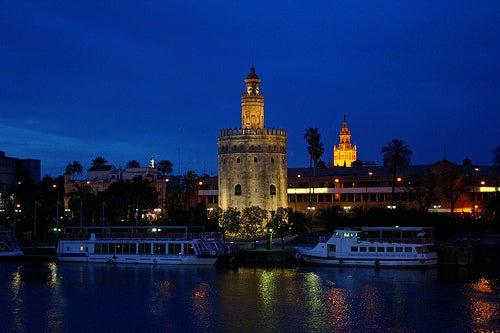 La Torre del Oro, el emblema de Sevilla