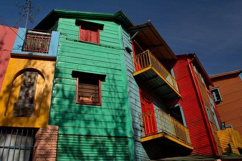 Bellos y pintorescos barrios del mundo -1