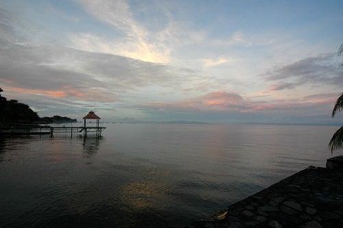 El extraordinario Lago de Nicaragua