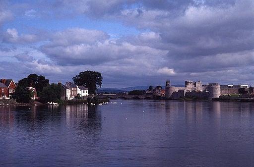 La encantadora ciudad de Limerick