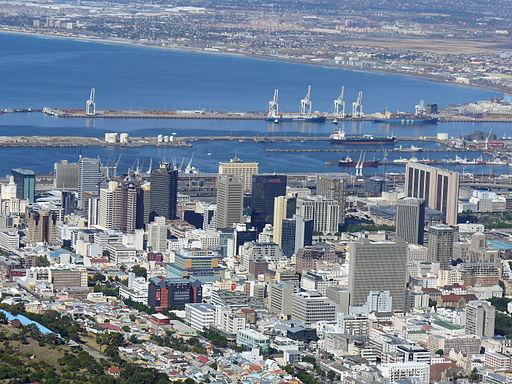 Ciudad del Cabo, en Sudáfrica