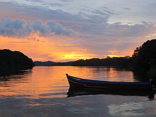 El Lago de Nicaragua, un verdadero paraíso.