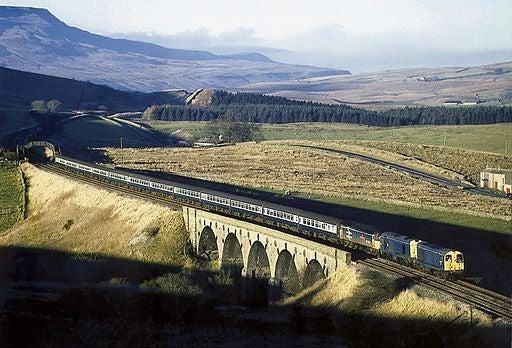 El Settle-Carlisle Railway
