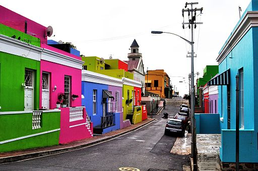 Bo-Caap, en Ciudad del Cabo