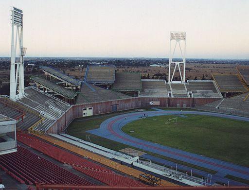 Estadio Mmabatho