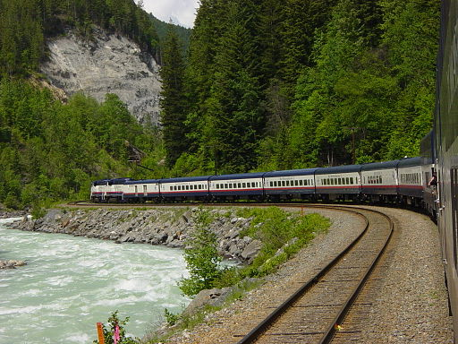 El Rocky Mountaineer
