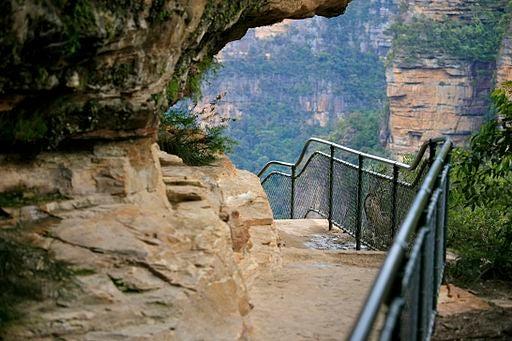 Camino Mid Cliff Walk, en Australia