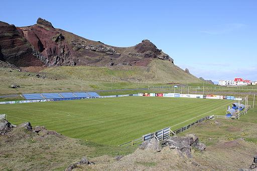 Estadio de Hásteinsvöllur