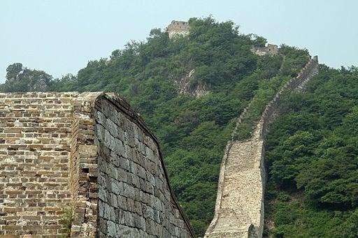 Jiankou, en China
