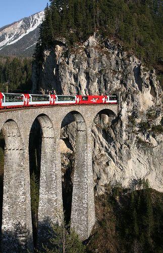 El Glacier Express