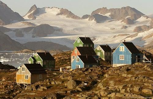 Kulusuk, en Groenlandia